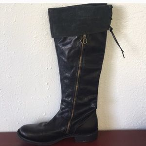 Fiorentini Baker leather boots
